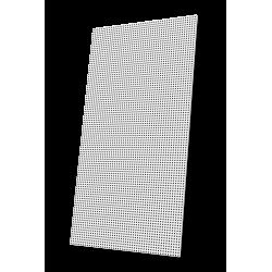 RIGITONE 12/25 1200x2000x12,5 mm z białą flizeliną, do VARIO