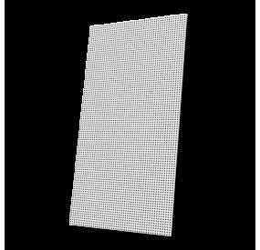 RIGITONE 12/25 1200x2000x12,5 mm z czarną flizeliną, do VARIO
