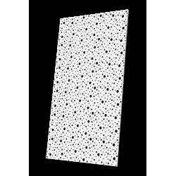 RIGITONE 12-20-35 1200x2000x12,5 mm z czarną flizeliną, do VARIO