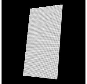 RIGITONE 8/18 1188x1998x12,5 mm z czarną flizeliną, do VARIO