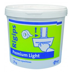 Premium Light lekka masa szpachlowa 7 kg