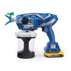 GRACO 17M366 ULTRA AIRLESS HANDHELD CORDLESS (z akku)